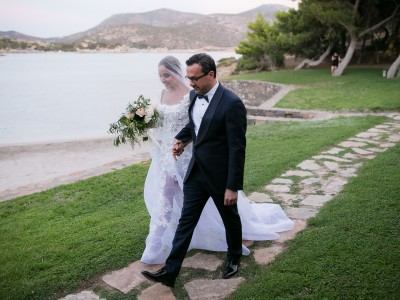 Iranian Wedding in Athenian Riviera
