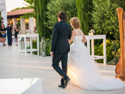 Wedding in Costa Navarino